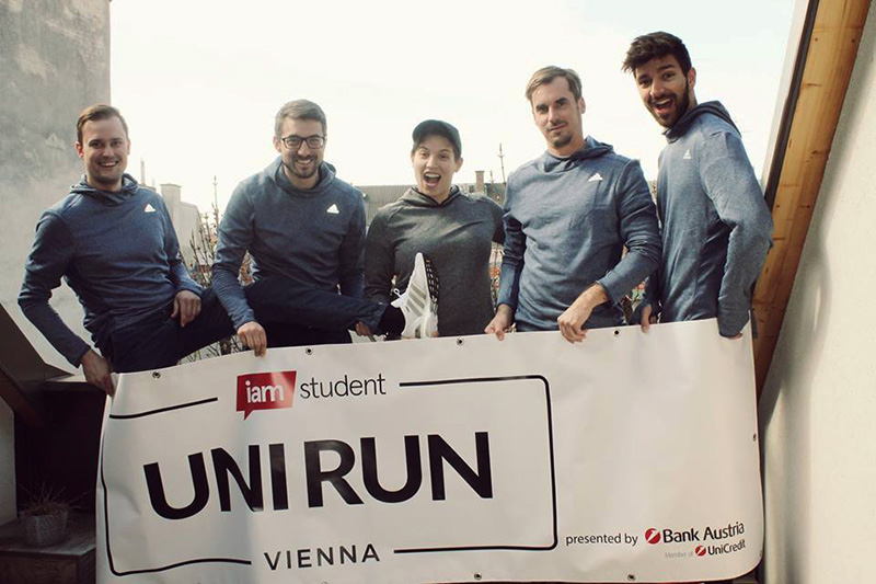 UNI RUN Team